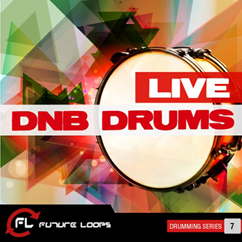 Сэмплы Future Loops Live DNB Drums
