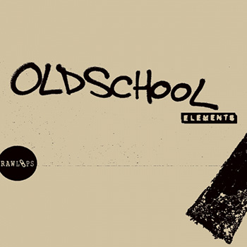 Сэмплы RAW LOOPS Old School Elements