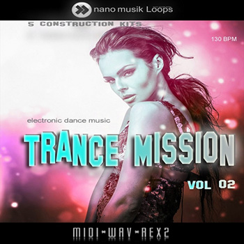 Сэмплы Nano Musik Loops Trance Mission Vol.2