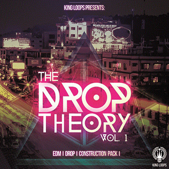Сэмплы King Loops The Drop Theory Vol.1