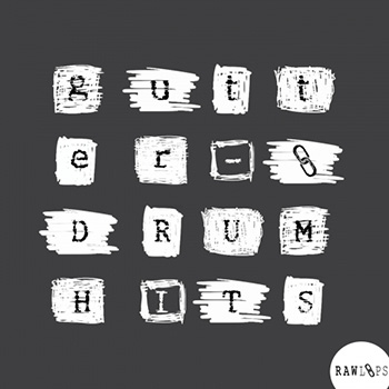 Сэмплы RAW LOOPS Gutter Drum Hits