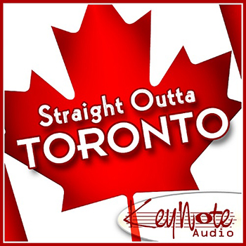 Сэмплы KeyNote Audio Straight Outta Toronto