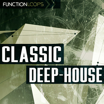 Сэмплы Function Loops Classic Deep House