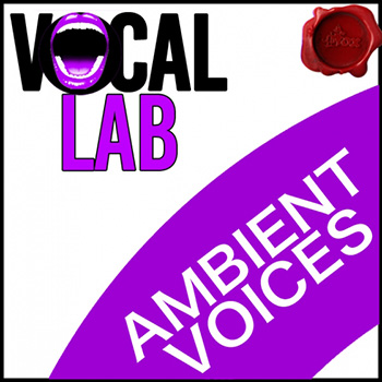 Сэмплы вокала - Fox Samples Vocal Lab Ambient Voices