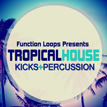 Сэмплы Function Loops Tropical House Kicks & Percussion