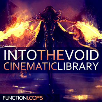 Сэмплы Function Loops Into The Void Cinematic Library