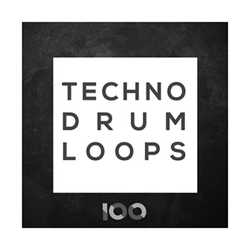 Сэмплы 100 Techno Drum Loops