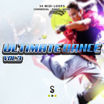 MIDI файлы - Golden Samples Ultimate Dance Vol.3