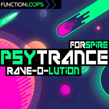 Пресеты Function Loops - Psytrance Rave-O-Lution