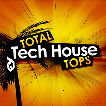 Сэмплы Delectable Records Total Tech House Tops