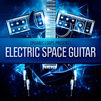 Сэмплы гитары Organic Loops Electric Space Guitar