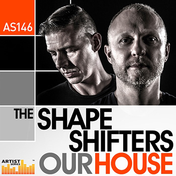 Сэмплы Loopmasters The Shapeshifters Our House