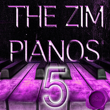 Сэмплы Fox Samples The Zim Pianos 5
