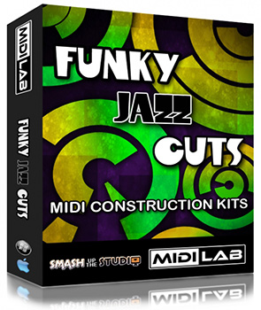 MIDI файлы - Smash Up The Studio MIDI Lab Funky Jazz Cuts