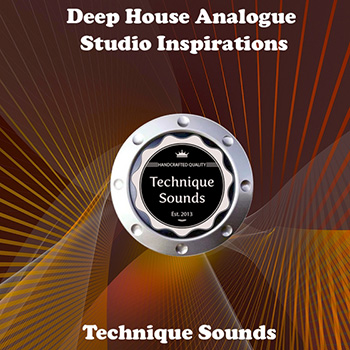 Сэмплы Technique Sounds Deep House Analogue Studio Inspirations