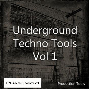 Сэмплы Underground Techno Tools Vol 1