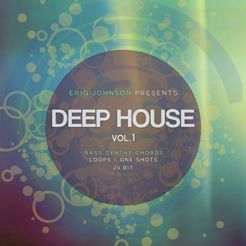 Сэмплы Musicheads Eriq Johnson Deep House Vol.1