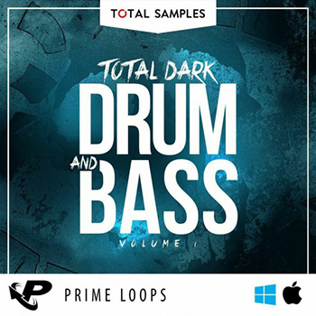 Сэмплы Total Samples - Total Dark Drum and Bass Vol 1