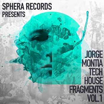 Сэмплы Sphera Records Jorge Montia Tech House Fragments Vol.1