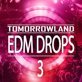 Сэмплы Mainroom Warehouse Tomorrowland EDM Drops 3