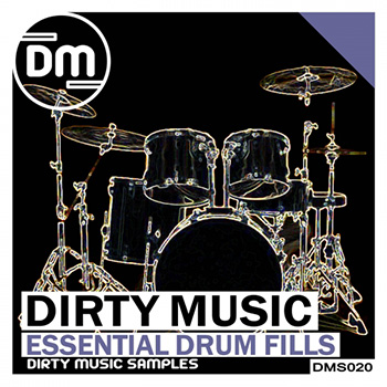 Сэмплы Dirty Music Essential Drum Fills