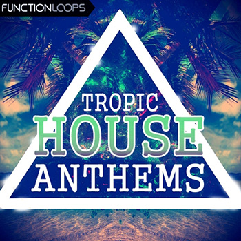 Сэмплы Function Loops Tropic House Anthems