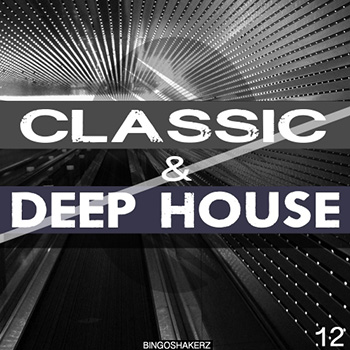 Сэмплы Bingoshakerz Classic and Deep House