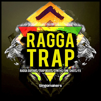 Сэмплы Singomakers Ragga Trap