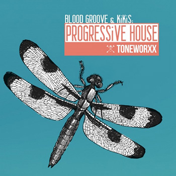 Сэмплы Prime Loops Toneworxx - Blood Groove and Kikis Progressive House