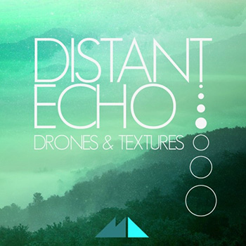 Сэмплы ModeAudio Distant Echo Drones and Textures