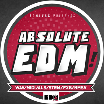 Сэмплы EDMLabs Absolute EDM