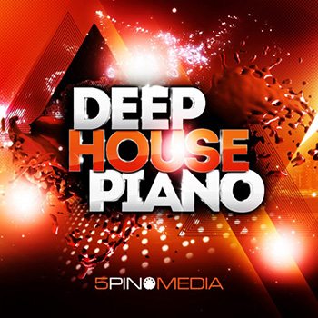 Сэмплы 5Pin Media Deep House Piano
