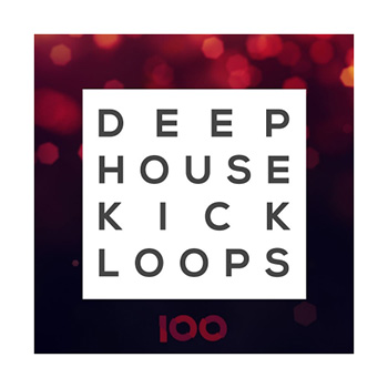 Сэмплы 100 Deep House Kicks Loops