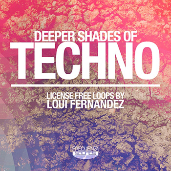 Сэмплы Frequenza Sounds Deeper Shades of Techno