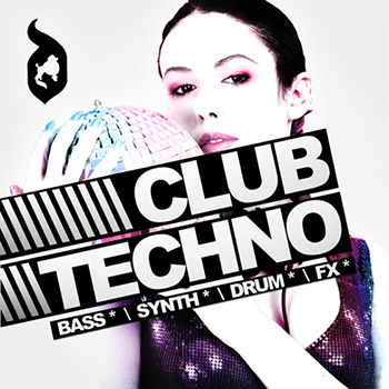 Сэмплы Delectable Records Club Techno