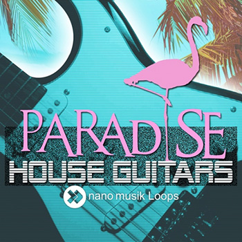 Сэмплы гитары - Nano Musik Loops Paradise House Guitars