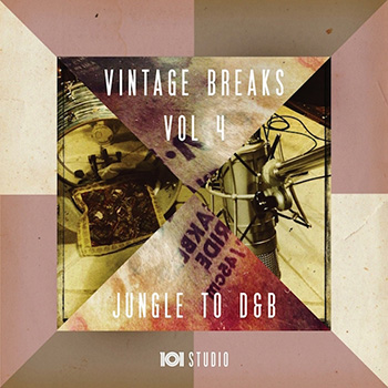 Сэмплы ударных - Sample Magic Vintage Breaks Vol.4