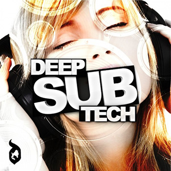 Сэмплы Delectable Records Deep Sub Tech