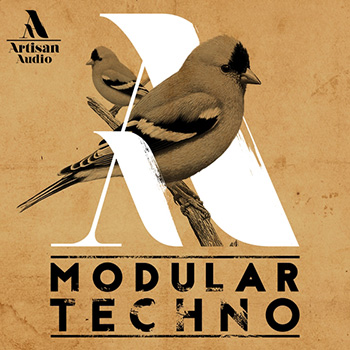 Сэмплы Artisan Audio Modular Techno