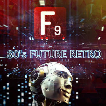 Сэмплы F9 Audio 80s Future Retro Ableton Live 9 Minipack (Ableton Live)