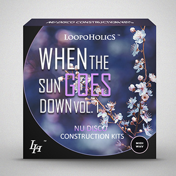 Сэмплы Loopoholics When The Sun Goes Down Vol.1 Nu Disco