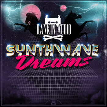 Сэмплы Rankin Audio Synthwave Dreams