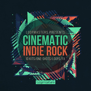 Сэмплы Loopmasters Cinematic Indie Rock