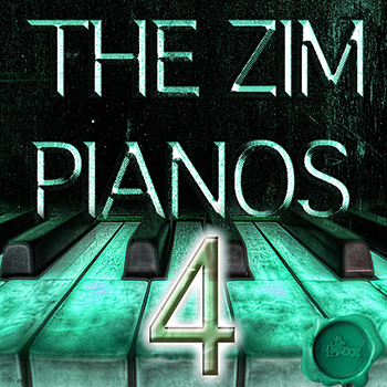 Сэмплы Fox Samples The Zim Pianos 4