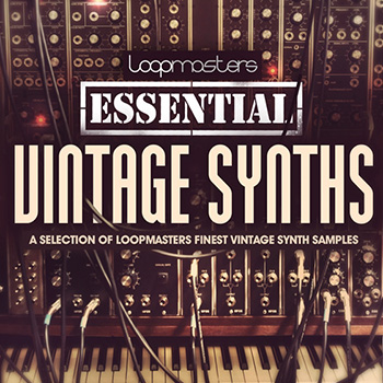 Сэмплы Loopmasters Essentials 37 Vintage Synths