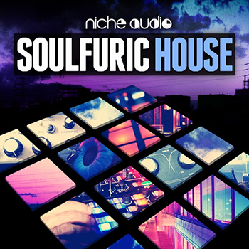 Сэмплы Niche Audio Soulfuric House (Ableton Live)