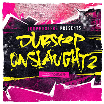 Сэмплы Loopmasters Dubstep Onslaught Vol.2