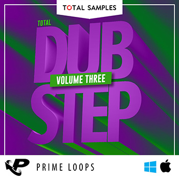 Сэмплы Total Samples - Total Dubstep Volume 3