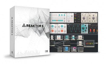 Native Instruments Reaktor 6.1.1 UNLOCKED