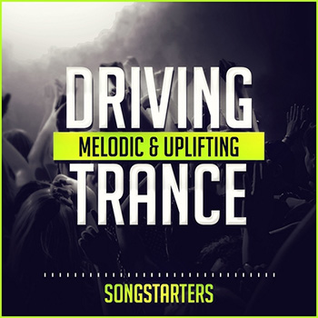 Сэмплы Trance Euphoria Driving Melodic and Uplifting Trance Songstarters